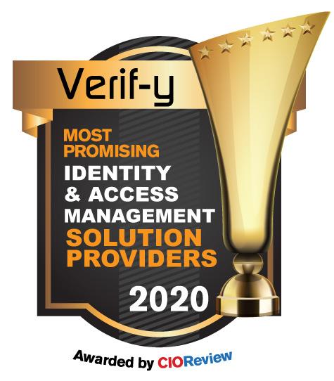 Verif-y CIOReview Award