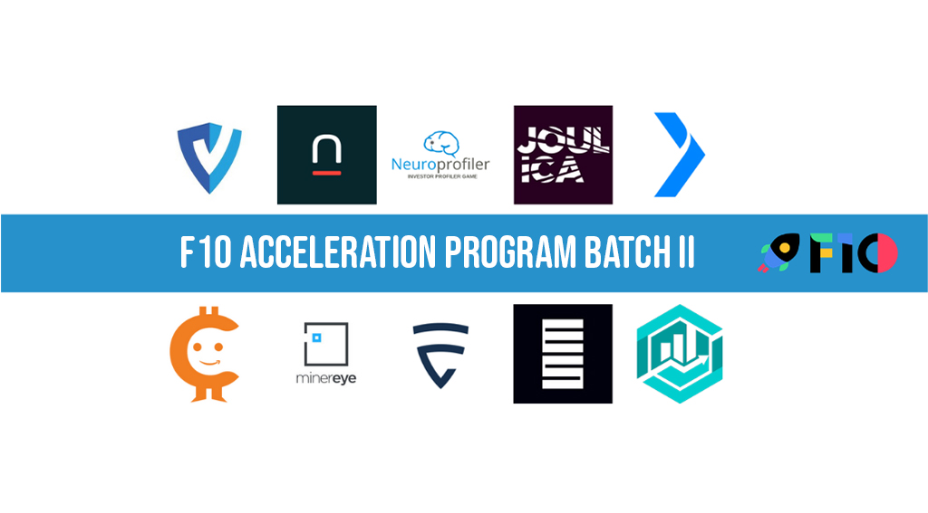 F10 Accelerator top 10 picks